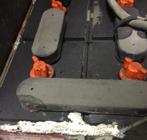 Battery Maintenance Before